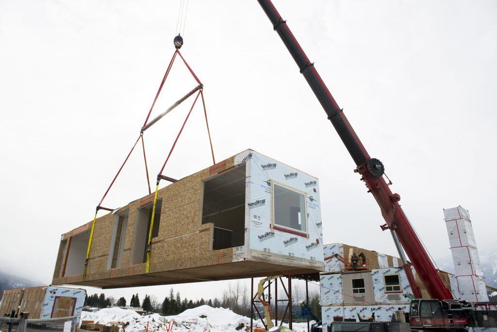 Modular Hotel Construction - ElecTech Contracting Ltd